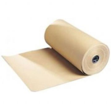 Kraft Paper Roll 90gsm<br>Size: 600mm x 200m<br>Pack of 1